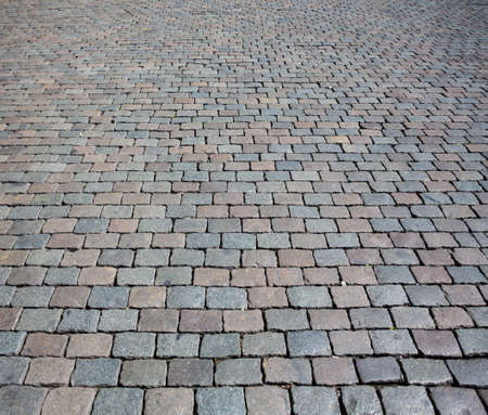 cobble: Cobble stone street texture or background
