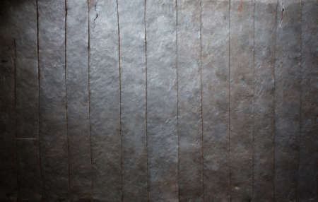 forged: Old forged metal background