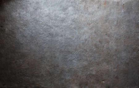 metales: Placa de metal antiguo