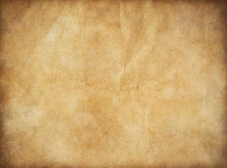 papel quemado: papel viejo por el mapa de un tesoro o una carta de la vendimia Foto de archivo
