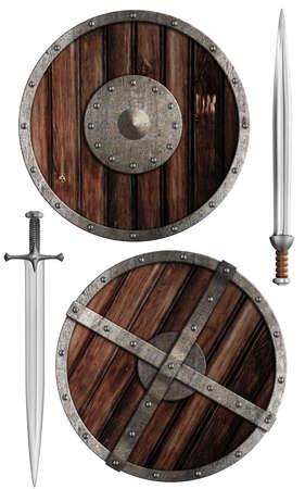 wooden vikings photo