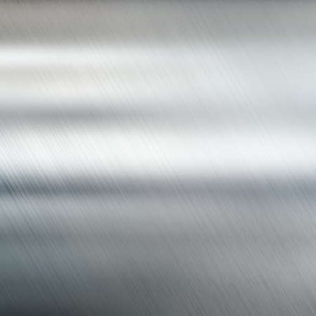 Metal texture brushed steel background photo