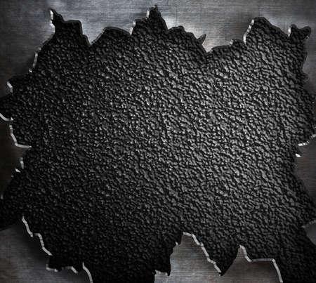 siderurgia: viejo �spero metal fondo steam punk Foto de archivo