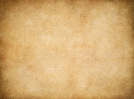 vintage document: Vintage aged worn paper texture background
