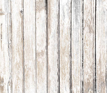 vintage white old wood background Archivio Fotografico