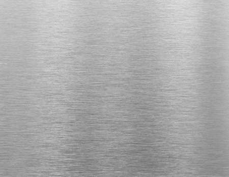 brushed: Hig quality metal texture background Stock Photo