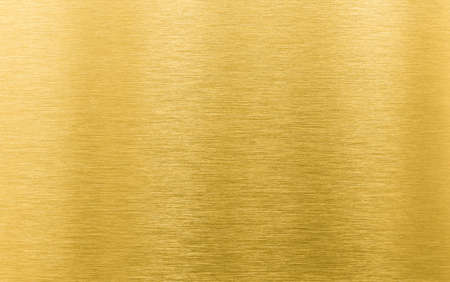 gold yellow: gold brushed metal texture or background