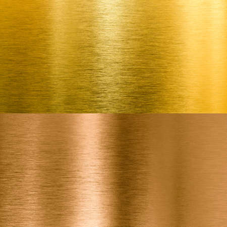 gold and bronze metal texture backgrounds