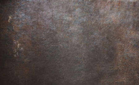 old texture: old rusty metal background or texture Stock Photo