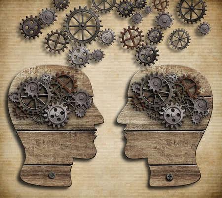 psicologia: Comunicación y contiendas o información y el concepto de intercambio de conocimientos