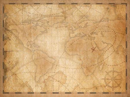 old world map background Stok Fotoğraf