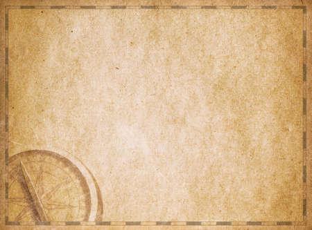 Fond de carte de pirates vide. Banque d'images - 70294185