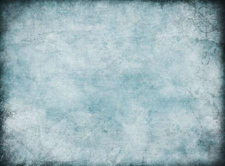 古いヴィンテージの宝地図海事テーマの背景