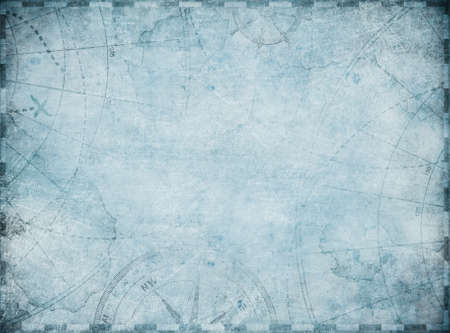 old nautical map background 写真素材