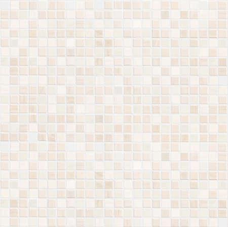Beige ceramic bathroom wall tile pattern for background 写真素材