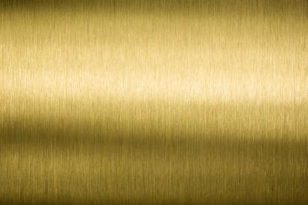 catchlight: Golden brushed metal texture or background