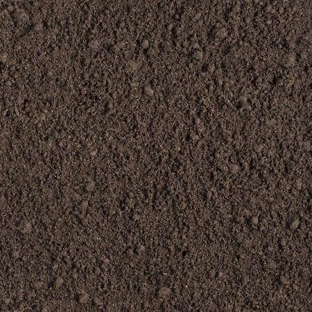 Wet soil seamless square texture