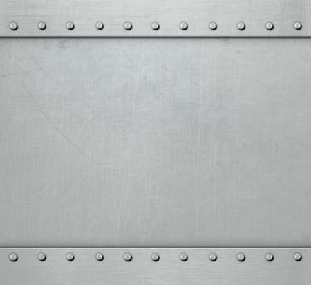 steel sheet: metal texture or armor background