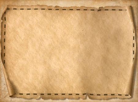 海賊宝地図背景3Dイラスト