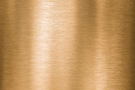Gold, bronze or copper metal brushed texture