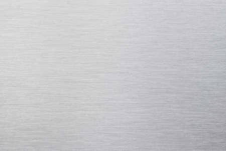 Textura simple de aluminio o acero de metal. Foto de archivo