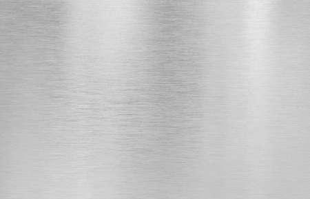 Echter Metall-Aluminium-Licht-Textur-Hintergrund