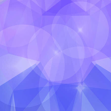 emplate: Abstract geometric background with polygons  Vector background Illustration
