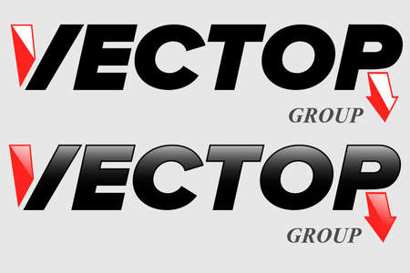Vector group logo company