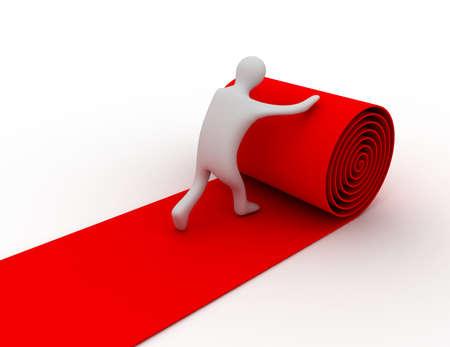 carpet concept Stock fotó