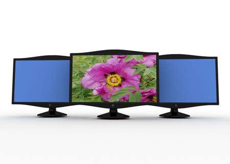monitor concept