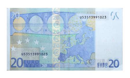 20 euro: 20 Euro banknotes