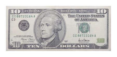 新 10 ドル紙幣