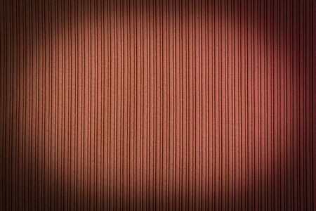 Decorative background brown orange color, striped texture vignetting gradient. Wallpaper. Art. Design. Imagens