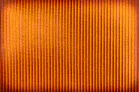 Decorative background brown orange color, striped texture vignetting gradient. Wallpaper. Art. Design.