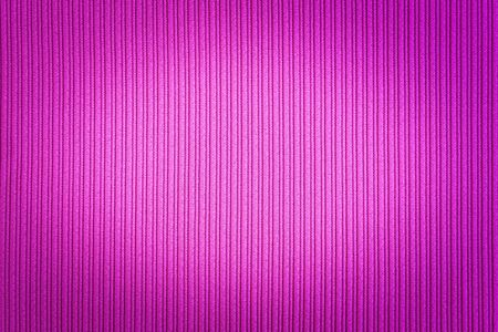 Decorative background magenta, fuchsia, purple color, striped texture vignetted gradient. Wallpaper. Art. Design.
