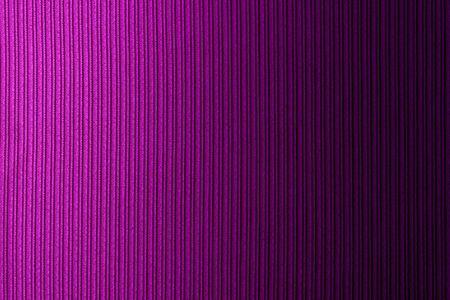 Decorative background magenta, fuchsia, purple color, striped texture horizontal gradient. Wallpaper Art. Design