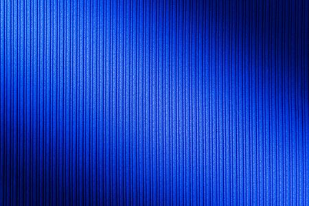 Decorative background blue color, striped texture diagonal gradient. Wallpaper Art. Design