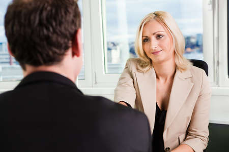 customer relationship: Business Interview
