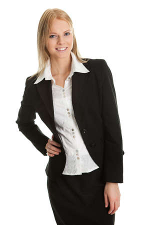 sucessful: Beautiful sucessful businesswoman