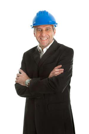 Portrait of successfull architect Stock Photo - 9098562