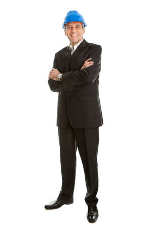 Portrait of successfull architect Stock Photo - 9104774