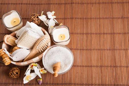 Bathing Spa Kit With Sea Salt Indoor photo