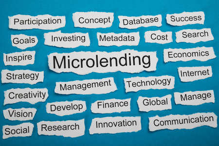 metadata: Word Microlending On Piece Of Paper Salient Among Other Related Keywords