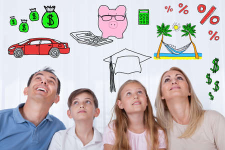 Save Money. Family Finances