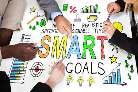 time bound: Smart Goal Business