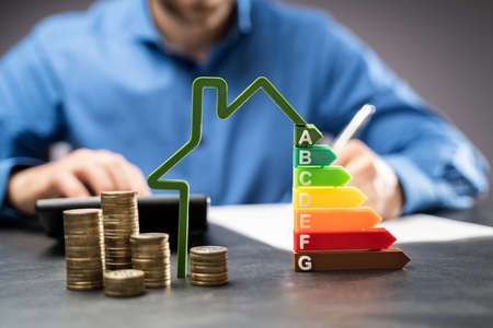 Energy Efficient Property Report. House Environment Rating