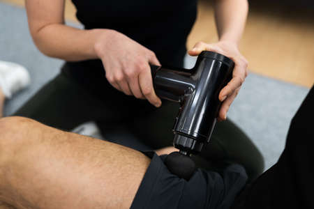 Sport Physical Pain Physiotherapy And Muscle Recovery And Massage