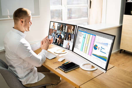 Video Conference Training Business Call Capping Applause