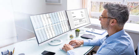 Electronic Medical Bill Manager Using Accounts Codes