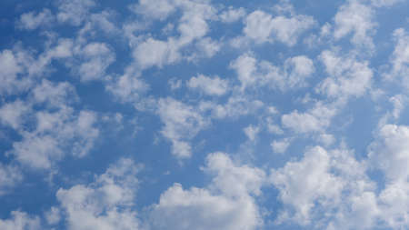 Blue textured background, beautiful cloudy landscape for design Stock fotó